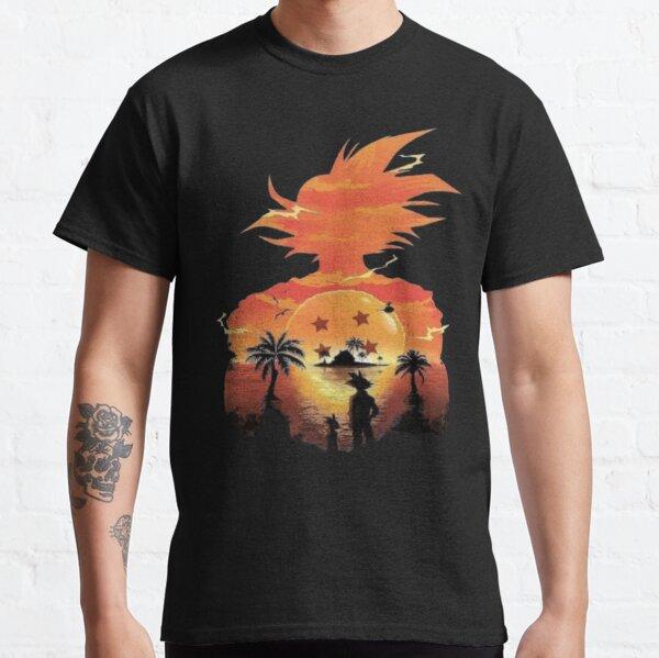 dragon ball z shirt T-shirt classique