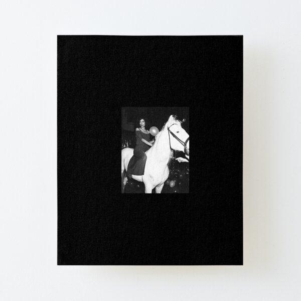 Bianca Jagger at Studio 54 Canvas Mounted Print