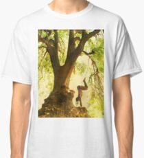 Handstand by the tree tshirt Classic T-Shirt