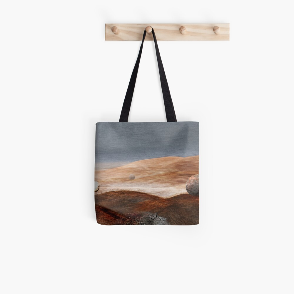 Retired Moons Tote Bag