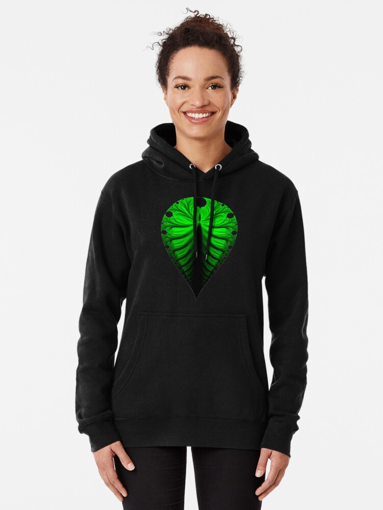Alternate view of Verdant II Pullover Hoodie