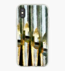 Organ pipes iPhone Case