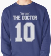 Team Tennant (The Doctor Team Jersey #10) Pullover