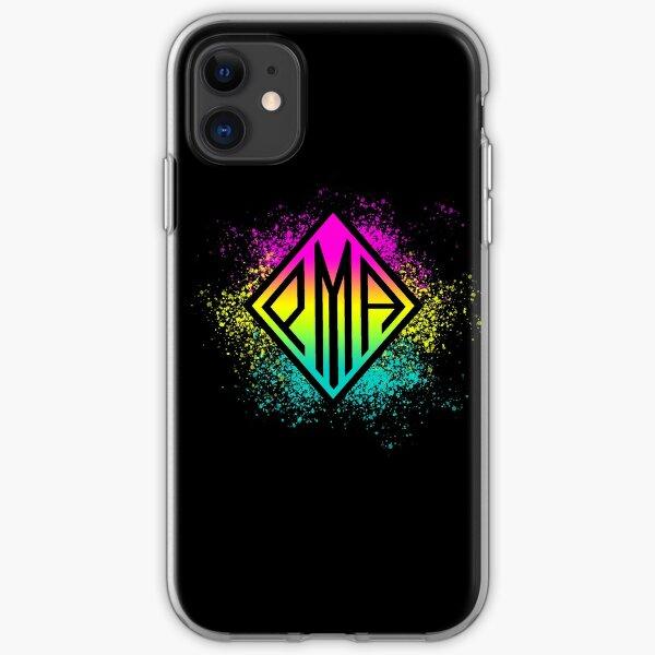 PMA Pansexual Pride Colors iPhone Soft Case