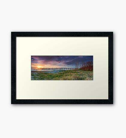 Journey of Light Framed Print