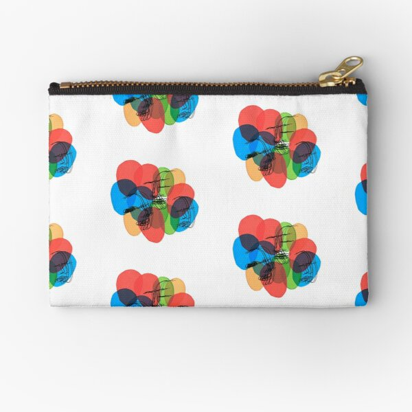 Same Place, Different Space Zipper Pouch