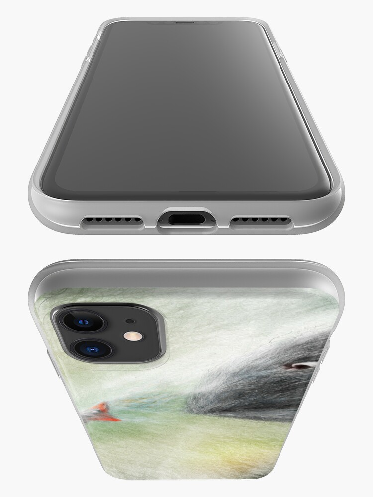 Alternate view of A Selfish Fish iPhone Case & Cover