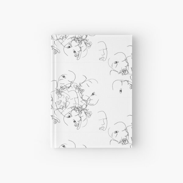 Empty Faces Hardcover Journal