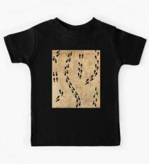 Marauders Map Footprints Kids Clothes