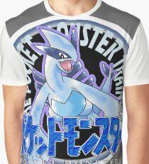 Pokemon Returns: Silver Graphic T-Shirt