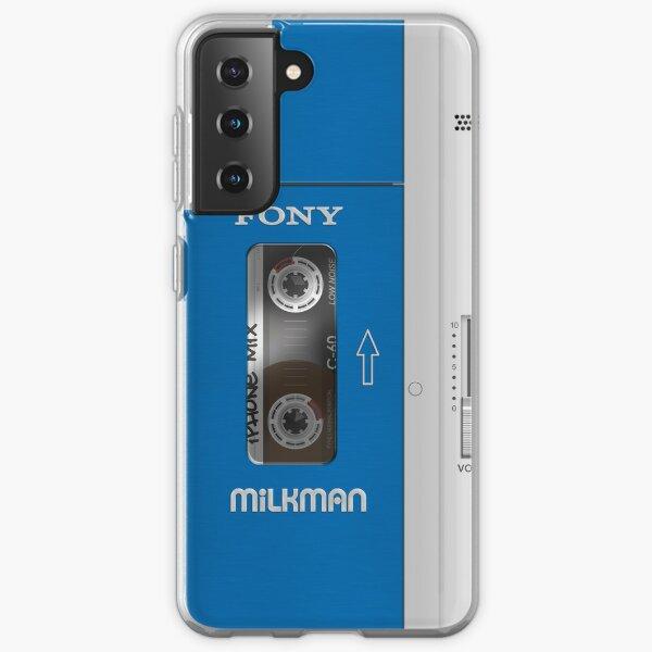 Vintage Cassette Player Samsung Galaxy Soft Case