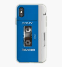 Cassette Player (Vintage Sony Walkman) iPhone Case