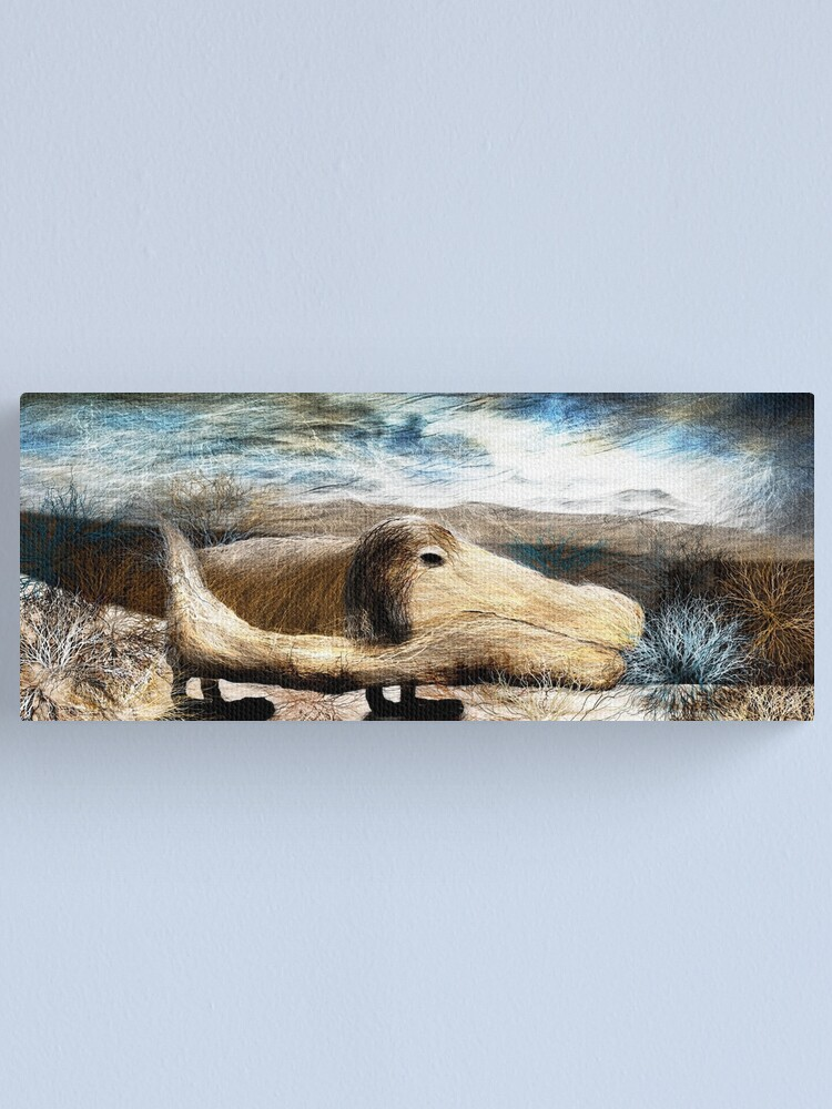 Alternate view of Morning Smells Canvas Print