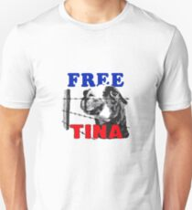 FREE TINA Unisex T-Shirt