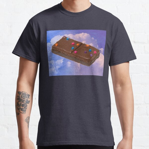 Cosmic Brownie Floating in the Sky Classic T-Shirt