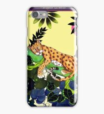 Lazy Afternoon by Ro London - Menagerie Collection iPhone Case/Skin