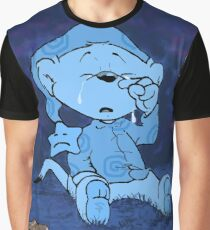 Ferald Crying Graphic T-Shirt