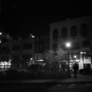 Night - East Village - New York City by Vivienne Gucwa