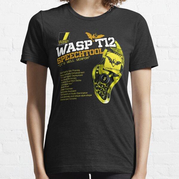 The Wasp T12 Speechtool Essential T-Shirt