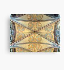 Gothic Art & Architecture Canvas Print