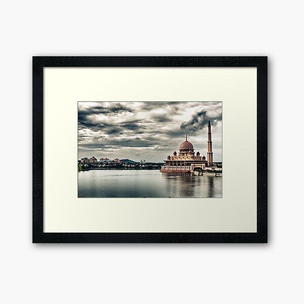 Putra Landscape Framed Art Print