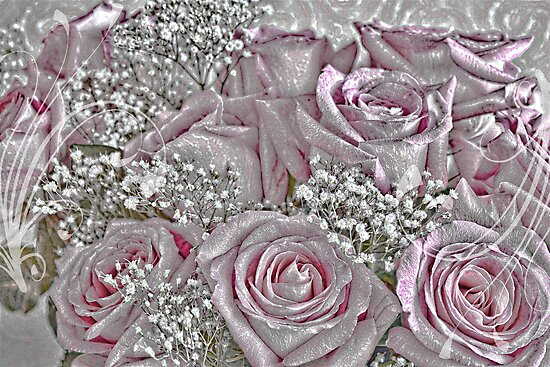 Roses With Style! by Sandra Foster