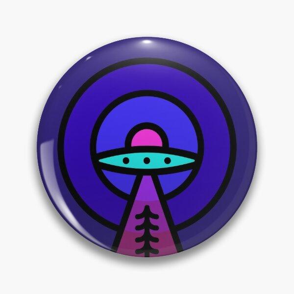 Aliens - Night Ver Pin