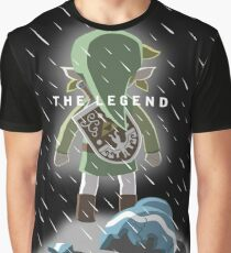 The Legend of Broken Pots Graphic T-Shirt
