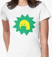 Boltie is in your hood Womens Fitted T-Shirt