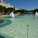 Remembering The Summer In Nice by Fara