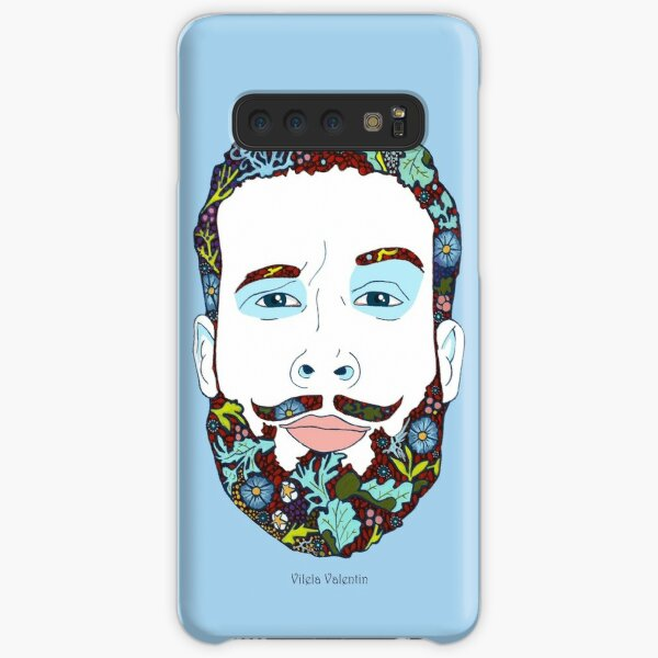 A man of nature Samsung Galaxy Snap Case