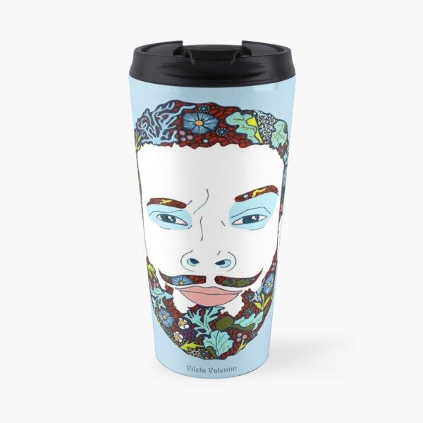 A man of nature Travel Mug