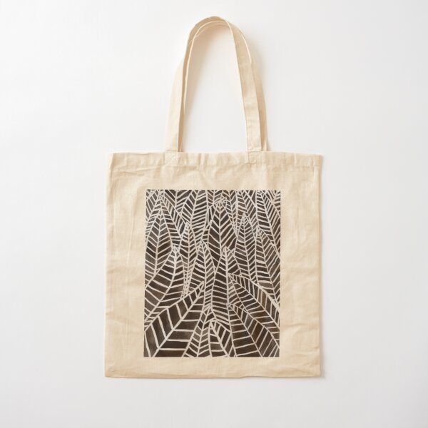 Grow In The Dark Cotton Tote Bag