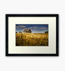 Granary Framed Print