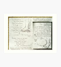 Pod  Mountain, Storry Art Print