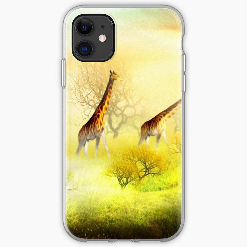 Taste of a Morning Fog iPhone Case & Cover