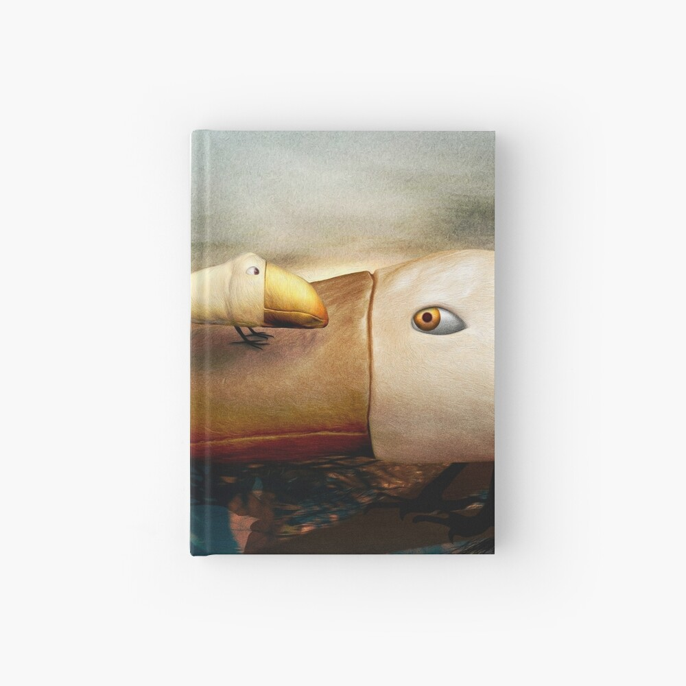 Where Have You Been, Dear? Hardcover Journal