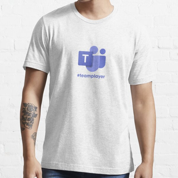 Microsoft Teams #teamplayer Essential T-Shirt