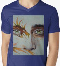 Beowulf Mens V-Neck T-Shirt