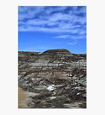 Badlands Photographic Print