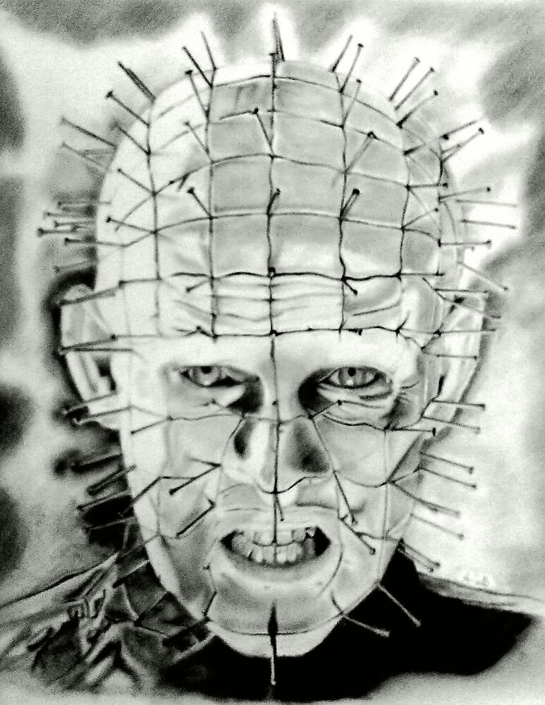 Pinhead by Smogmonkey