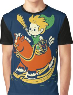 A Link in the Past Graphic T-Shirt
