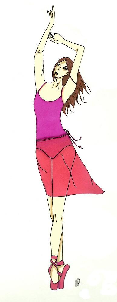Dancer by Ashley Riemer