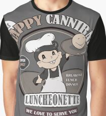 The Happy Cannibal Graphic T-Shirt