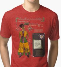 Dwell in Possibility T-Shirt Tri-blend T-Shirt