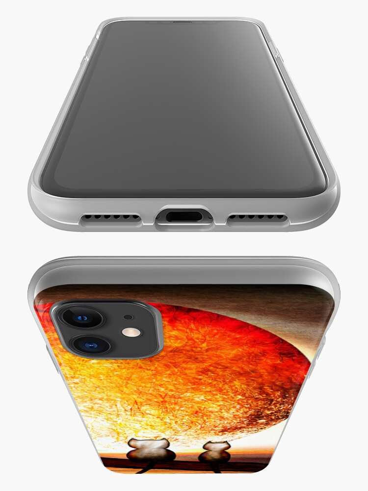 Alternate view of Wow... What a Ball! iPhone Case & Cover