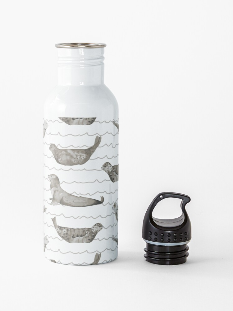 Alternate view of Seals of La Jolla Water Bottle