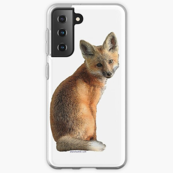 Fox Kit Samsung Galaxy Soft Case