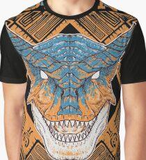 Hunting Club: Tigrex Graphic T-Shirt