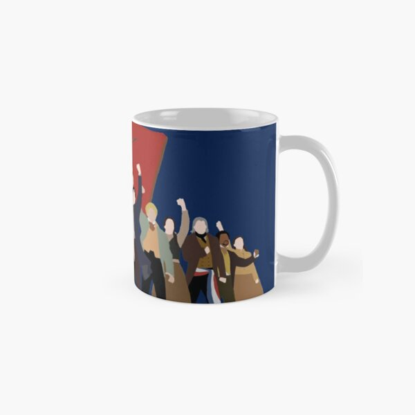 Les Mis: One Day More Classic Mug